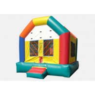Fun House Bouncer - Commercial Inflatable Bounce House
