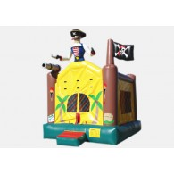 Pirates Bouncer - Commercial Inflatable Bounce House