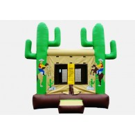 Western Bouncer - Commercial Inflatable Bounce House