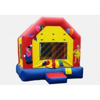 Party Bouncer - Commercial Inflatable Bounce House