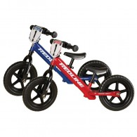Strider No-Pedal Balance Bike - - REDLINE® PUSHBOSS (Color Options Available)