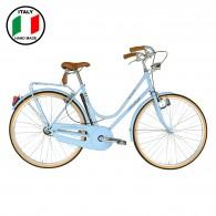 Lombardo Vintage Touring 28 inch Bike- Sky Blue