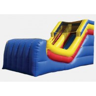 12' Wet and Dry Slide - Commercial Grade Inflatable Slide