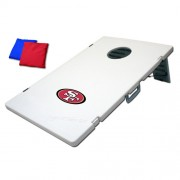 Tailgate Toss 2.0 - NFL Licensed - Bean Bag Toss and Corn Hole Game