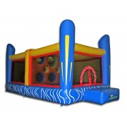 Jump'n Dodgeball Game - Commercial Inflatable Bounce House