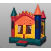 Castle III - Commercial Inflatable Bounce House