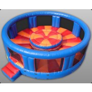 Gladiator Arena - Commercial Inflatable Game