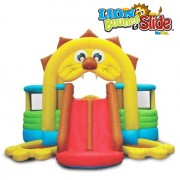 Lion's Den Bounce N' Slide - Inflatable Bounce House