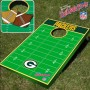 Green Bay Packers Tailgate Toss - Corn Hole Game