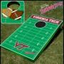 Virginia Tech Hokies- NCAA Licensed Football Field - Bean Bag Toss and Corn Hole Game