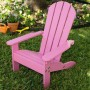 Adirondack Chair - Bubblegum