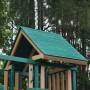 Option: Wood Roof