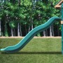 Rave Slide 5 ft Deck Height - Green