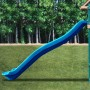 Rave Slide 7ft Deck Height - Blue