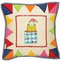 Cushion Cover for Toy Shop Themed Playhouse