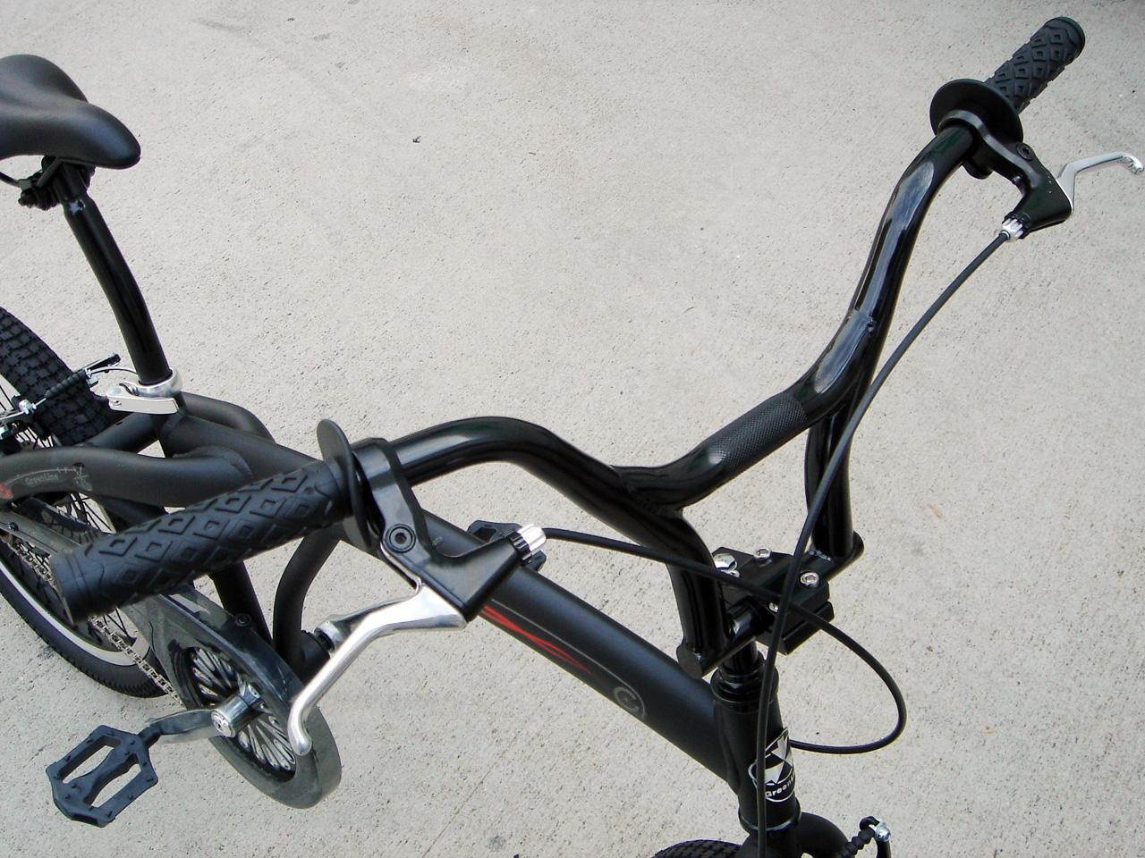 Bmx Freestyle 20 Inch Aluminum Bike Silver
