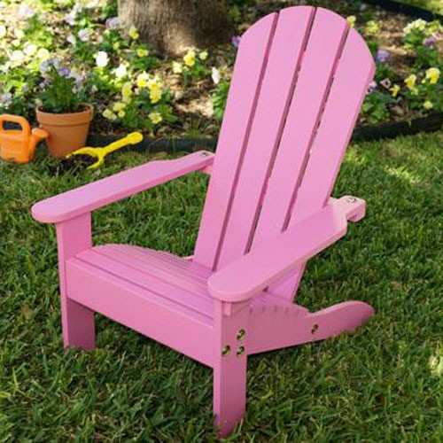 ... Adirondack Chair   Bubblegum