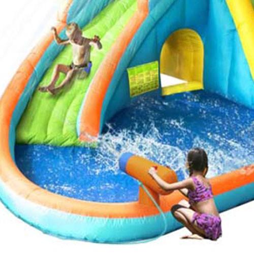 Inflatable Slide Clearwater Beach: NEW KidWise Splash Landing Waterslide