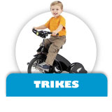 Trikes and Ride Ons