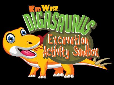 Digasaurus Logo