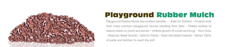 KidWise Playground Rubber Mulch